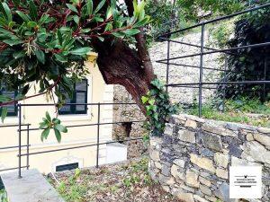 ringhiere alla portofino in giardino dell'officina nastasi tumminello di genova